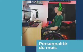 Dany Audet - Personnalité du mois