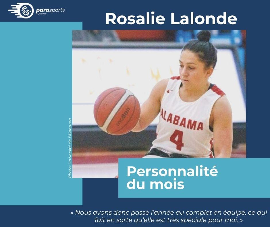 Rosalie Lalonde